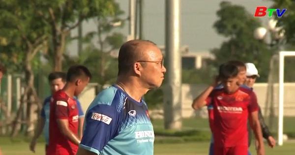 HLV Park Hang-Seo chia sẻ thông tin về đợt tập trung lần 1 của U23 Việt Nam