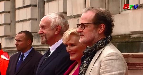 Phim mới của Glenn Close công chiếu tại Somerset House