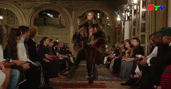 Ralph Lauren đánh dấu 50 tham gia trong ngành công nghiệp thời trang