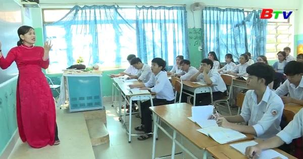 Nâng cao chất lượng dạy học của Trường THPT Tây Sơn huyện Phú Giáo