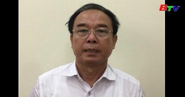 Cựu Phó Chủ tịch Thành phố Hồ Chí Minh Nguyễn Thành Tài bị bắt