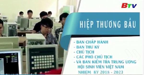 Ngày 9/12, khai mạc Đại hội Đại biểu toàn quốc Hội Sinh viên Việt Nam lần thứ X