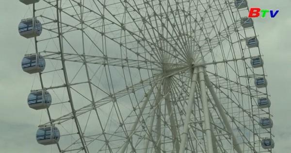 Vòng đu quay lớn nhất Mỹ LaTinh  ở Brazil