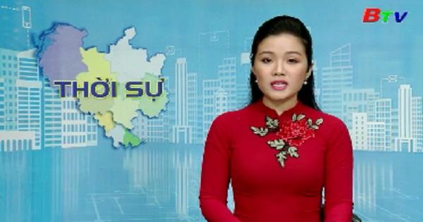 Thông báo triều cường vùng hạ lưu trên sông Sài Gòn