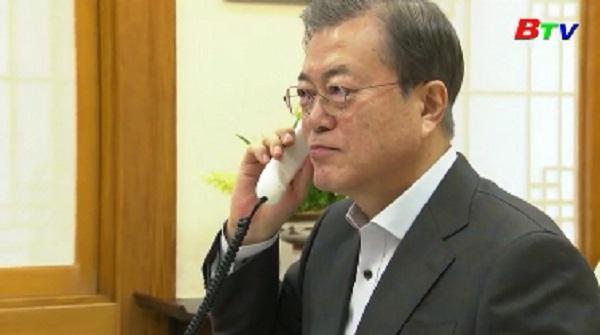 Hàn Quốc cam kết duy trì đối thoại phi hạt nhân hóa
