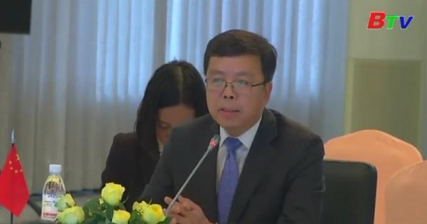 Hội nghị cấp cao hợp tác Mekong - Lan Thương lần thứ hai