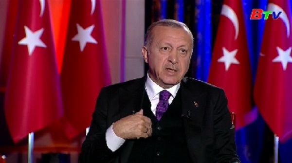 Thổ Nhĩ Kỳ và LHQ trao đổi về tình hình Syria, Ấn Độ - Pakistan