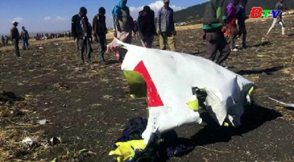 Ethiopia tuyên bố quốc tang tưởng niệm nạn nhân máy bay rơi