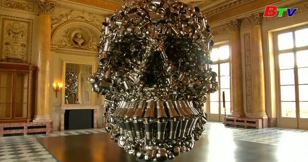 Nghệ sĩ Ấn Độ Subodh Gupta giới thiệu BST nghệ thuật độc đáo tại Pháp