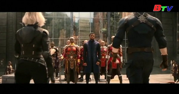 Giới thiệu phim Avengers ở London
