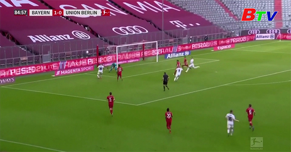 Vòng 28 Bundesliga – Bayern Munich 1-1 Union Berlin