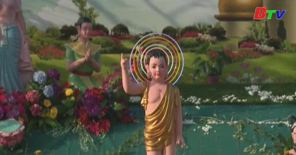 Bình Dương tổ chức Đại lễ Phật Đản 2017