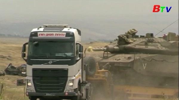 Điện Kremlin kêu gọi giải pháp ngoại giao cho căng thẳng Israel-Iran