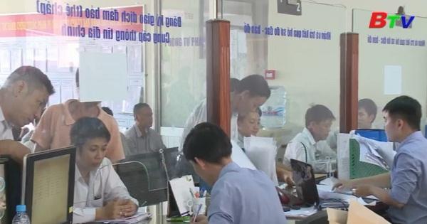 Phường Lái Thiêu, thị xã Thuận An thực hiện thí điểm tinh giảm biên chế