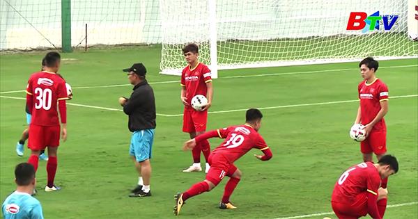 Đội tuyển Việt Nam đấu giao hữu đội tuyển Jordan trước vòng loại World Cup 2022