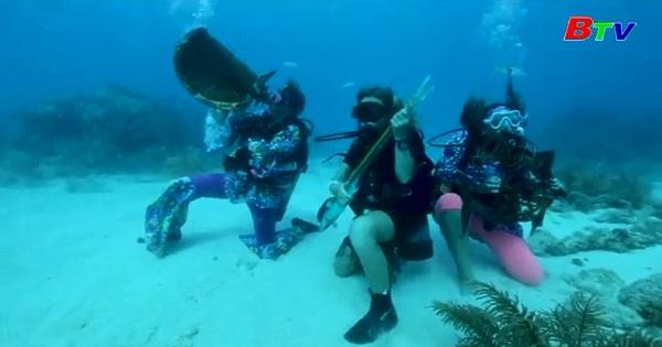 Liên hoan âm nhạc dưới nước Lower Keys