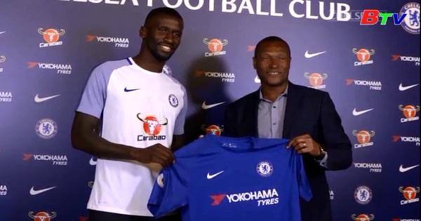 Rudiger chính thức gia nhập Chelsea