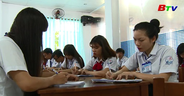 Đổi mới đào tạo nghề của Trường Cao Đẳng Kỹ Thuật  Công Nghệ chi nhánh Bình Dương