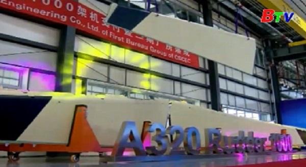 Airbus ký hợp đồng khủng với đối tác Trung Quốc