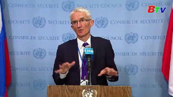 Phó Tổng thư ký LHQ tới Triều Tiên