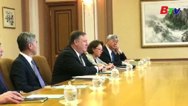 Mỹ, Triều Tiên thành lập nhóm hỗ trợ phi hạt nhân