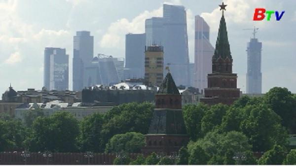 Nga hy vọng cải thiện quan hệ với Anh