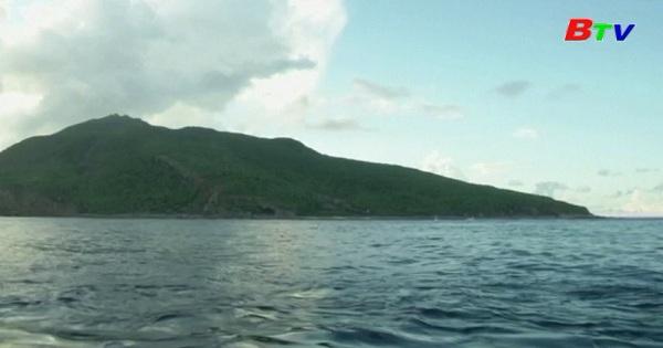 Nhật Bản phản đối tàu Trung Quốc hoạt động nghiên cứu tại vùng đặc quyền kinh tế