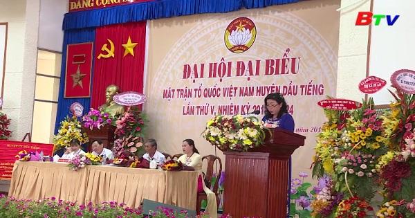 Đảng bộ huyện Dầu Tiếng - Dấu ấn một nhiệm kỳ