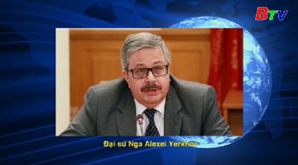 Tân đại sứ Nga tại Thổ Nhĩ Kỳ lạc quan về quan hệ song phương
