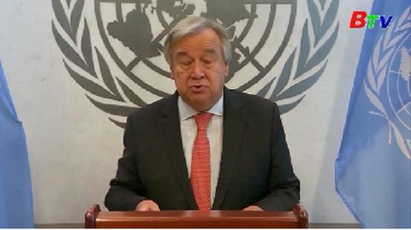 LHQ và Pháp hối thúc thế giới hành động khẩn cấp cứu Trái Đất