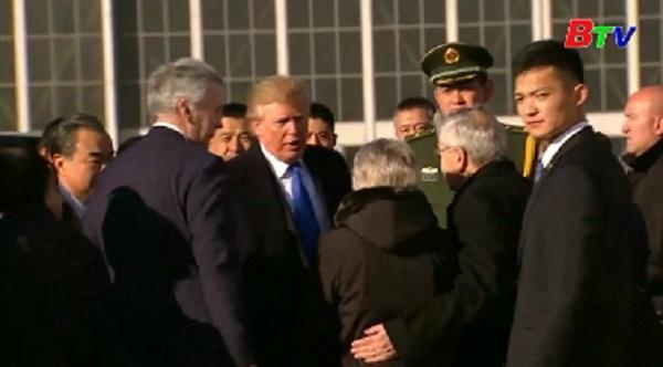 Tổng thống Mỹ Donald Trump thăm Việt Nam