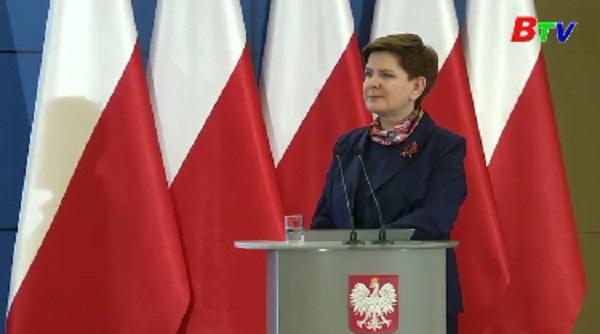 Thủ tướng Ba Lan từ chức