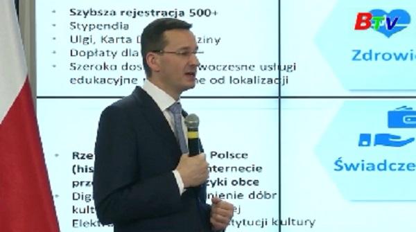 Ba Lan chỉ định Thủ tướng mới