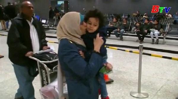 Người di cư vào Mỹ giảm mạnh dù Tổng thống Trump bỏ lệnh cấm