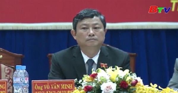 Kỳ họp lần thứ 9 HĐND thành phố Thủ Dầu Một khóa XI