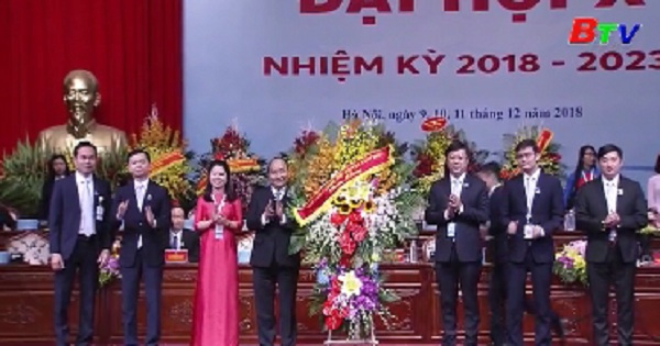 Đại hội sinh viên Việt Nam khóa X bước sang ngày làm việc thứ ba