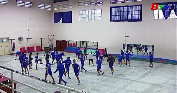 QNK Quảng Nam chuẩn bị cho mùa giải mới