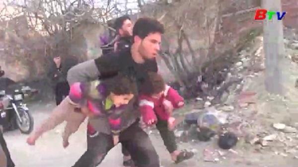 UNHCR quan ngại về tình hình thường dân bị thiệt mạng ở Syria