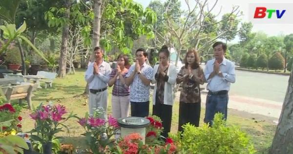 Tảo mộ đầu xuân - Nét đạp văn hóa của người Việt