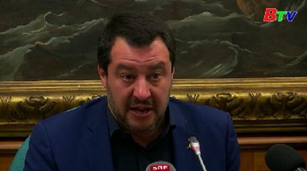 Italy sẵn sàng hạ nhiệt căng thẳng với Pháp
