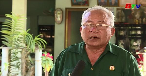 Hội thi các trò chơi dân gian ở Trường tiểu học Trần Phú, TP Thủ Dầu Một