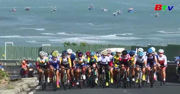 Giải xe đạp nữ Quốc tế Bình Dương mở rộng tranh Cúp Biwase lần thứ 18 năm 2018 : Khánh Hòa - Ninh Thuận : 120Km