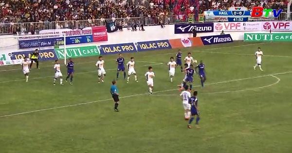 Tổng hợp Vòng 1 V.League 2018