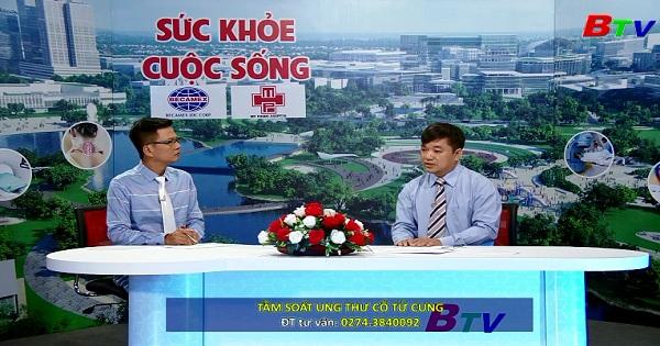 Tầm soát ung thư cổ tử cung  (PL TTSK ngày 9/06/2018)