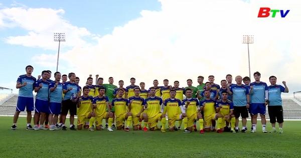 Đội tuyển Việt Nam có cơ hội thi đấu giao hữu với đội tuyển Nigieria