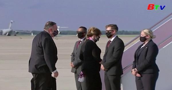 Ngoại trưởng Mỹ thăm 4 nước Trung và Đông Âu