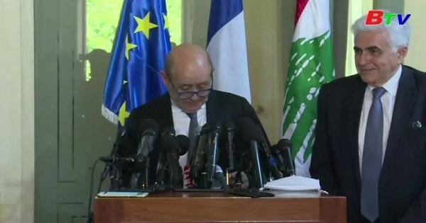 Pháp kêu gọi Lebanon nhanh chóng thành lập chính phủ mới