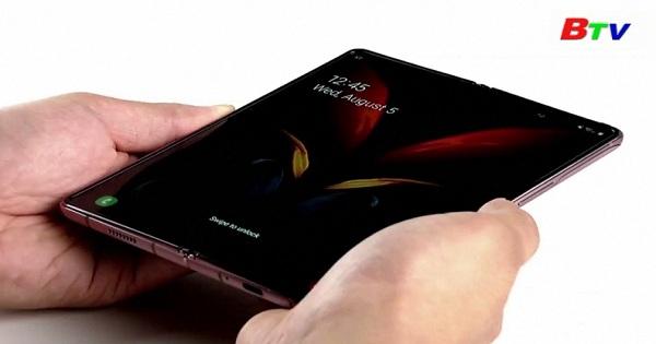 Samsung trình làng Smartphone gặp phiên bản mới Galaxy Z  Fold 2