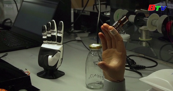 Singapore phát triển da nhân tạo thông minh lấy cảm hứng từ phim