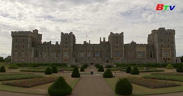 Cơ hội tham quan vườn thượng uyển phía đông của lâu đài  Windsor ở Anh